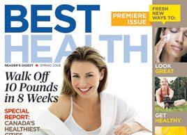 Best Health Magazine: Spring 2008