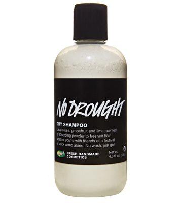 Lush No Drought Dry Shampoo