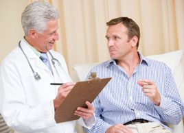Could your guy be suffering from prostatitis?