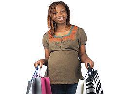 Your basic maternity wardrobe