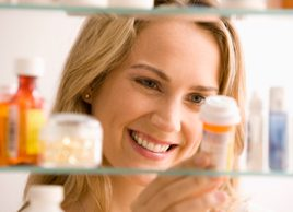 medicine cabinet prescription