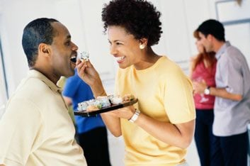 How to help your guy eat healthier
