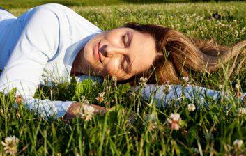 nature grass allergies green