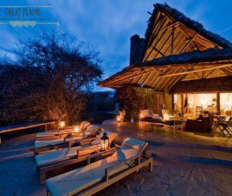Ol Donyo Lodge, Kenya