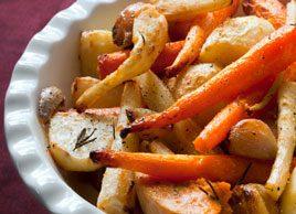 10 ways to eat orange vegetables