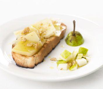 pear cheese
