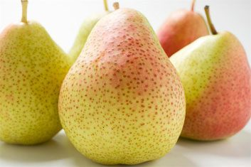 Pears and iron
