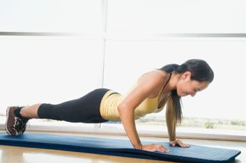 A workout to slim down and tone up