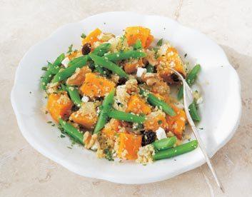 potato couscous