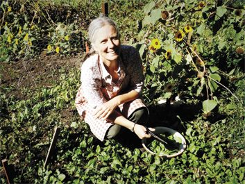 How one woman became a farmer