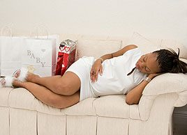 Secrets to fighting pregnancy fatigue