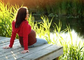 4 ways to relieve stress during pregnancy