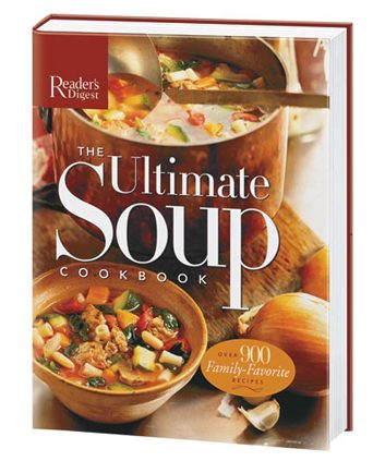 rd ultimate soup cookbook