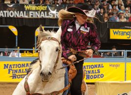 Fitness tips from a rodeo champ