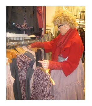 sandra clothes