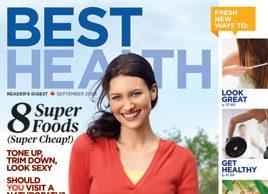 Best Health Magazine: September 2008