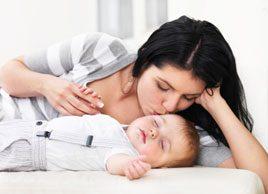 8 sleep tips for parents