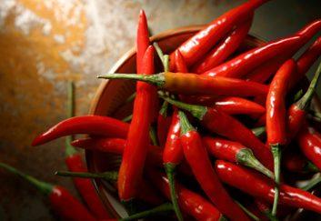 spicy chilis