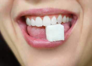 sugar teeth