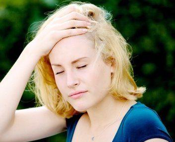 sun headache