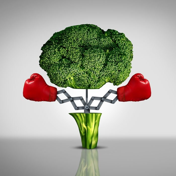 Some superfoods help to fight and prevent diseases.