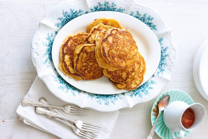 quick and easy breakfast ideas | healthy breakfast | sweet potato pancakes
