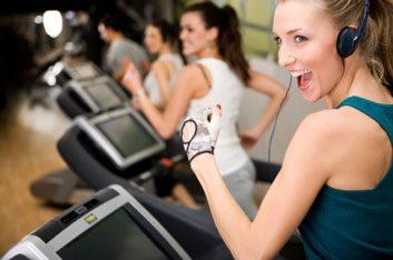 workout gloves treadmill