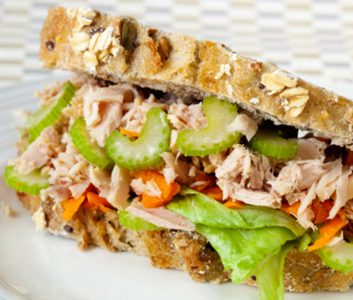 Tasty Tuna Sandwich