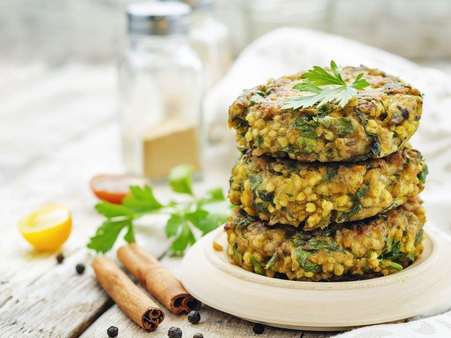 Vegan meal plan protein