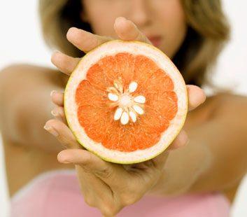 Vitamin C grapefruit