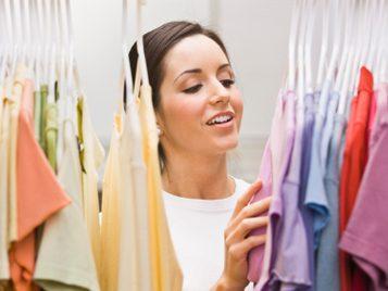 clothing wardrobe