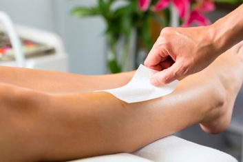 Would you go to a 'wax bar'?