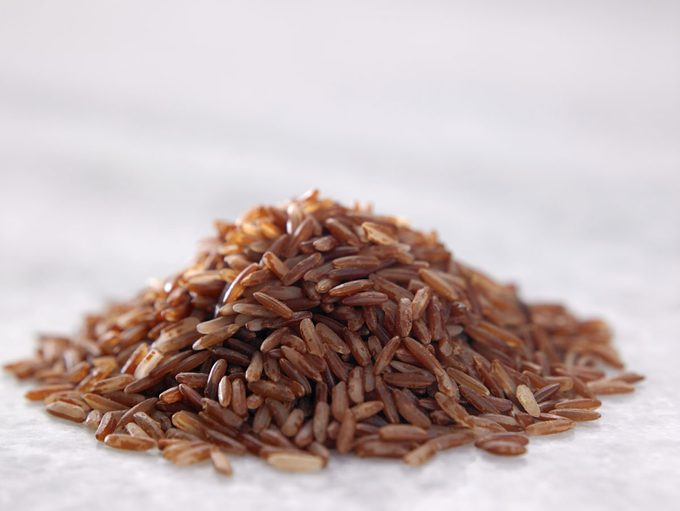 Nutrition Tip: Choose Whole Grain Brown Rice