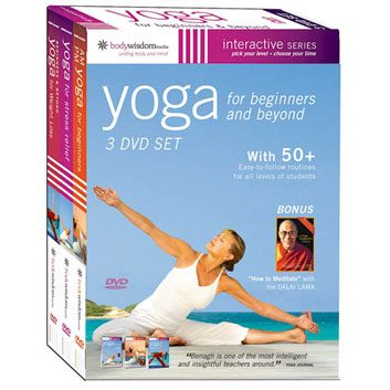 yoga for beginners and beyond
