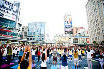6. Yogathon