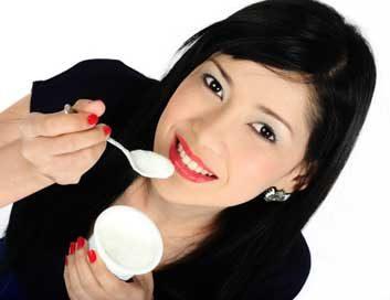 calcium heart attack yogurt