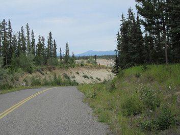 Yukon River Trail Marathon, Whitehorse, Y.T.