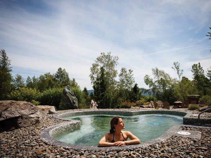 Spa Eastman pool