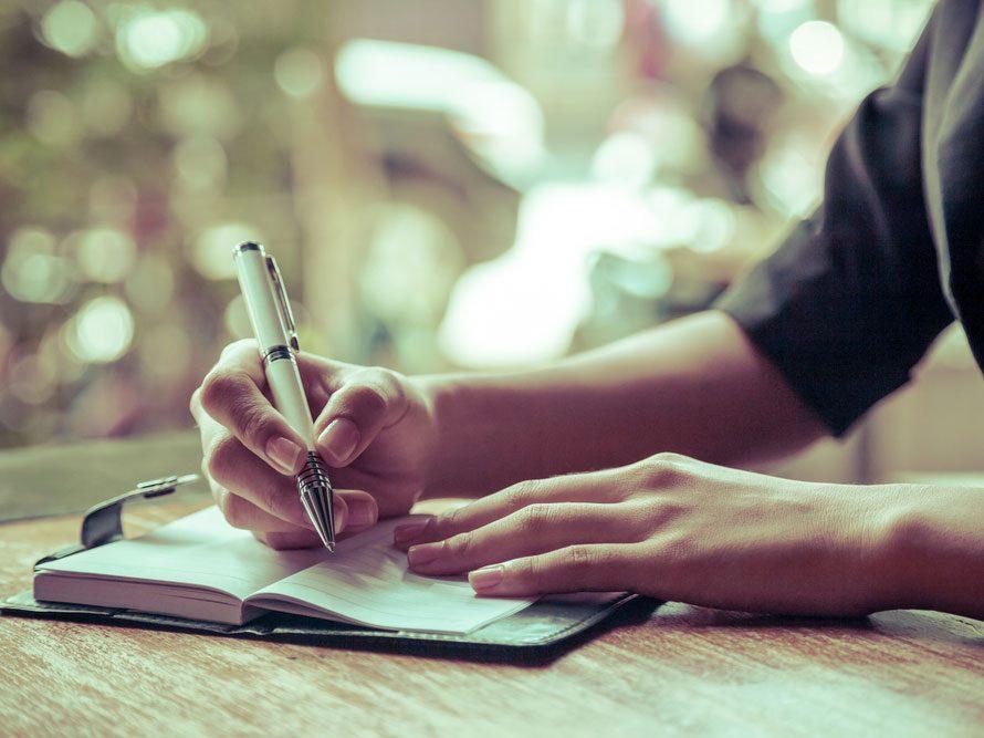 journal-writing