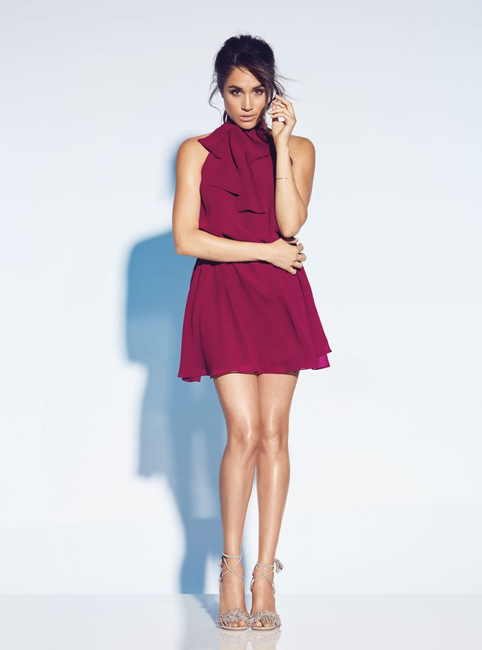Meghan Markle collection dress 2