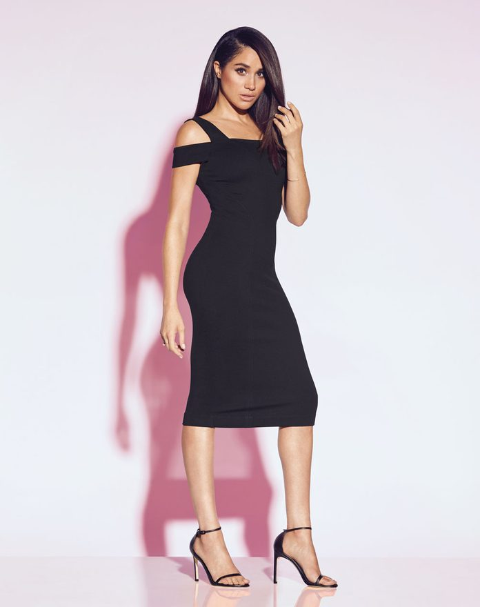 Meghan Markle collection dress 4