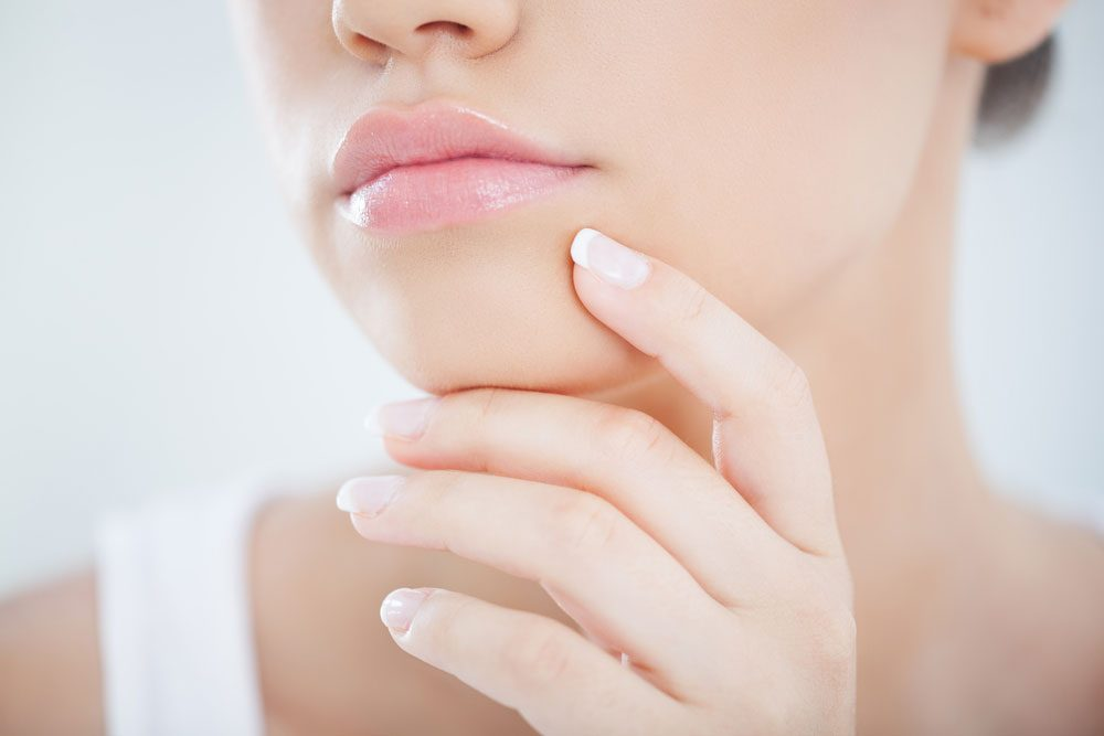 skin says about your health | lips