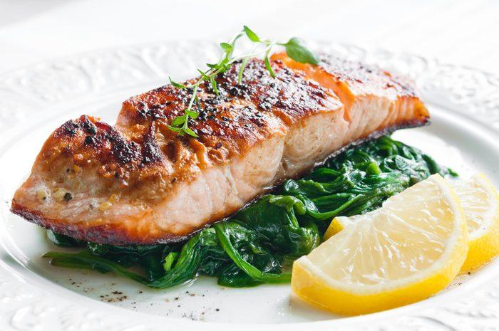 brain health salmon