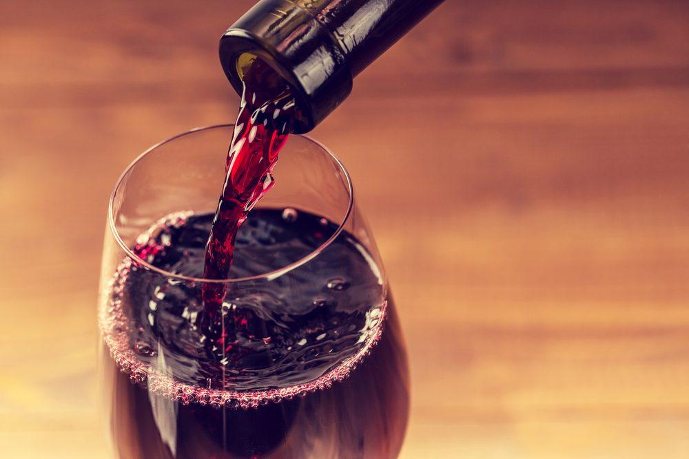 mind diet wine