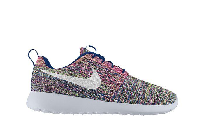 Nike Roshe Flyknit iD