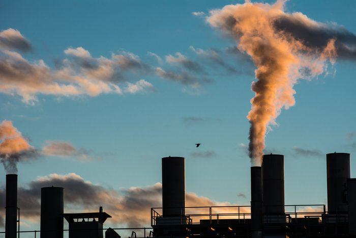 air pollution in Canada