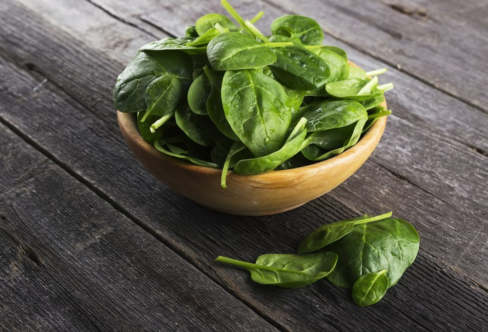 Spinach-Bowl