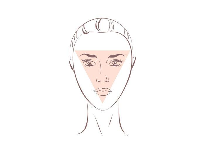 triangle-face-shape