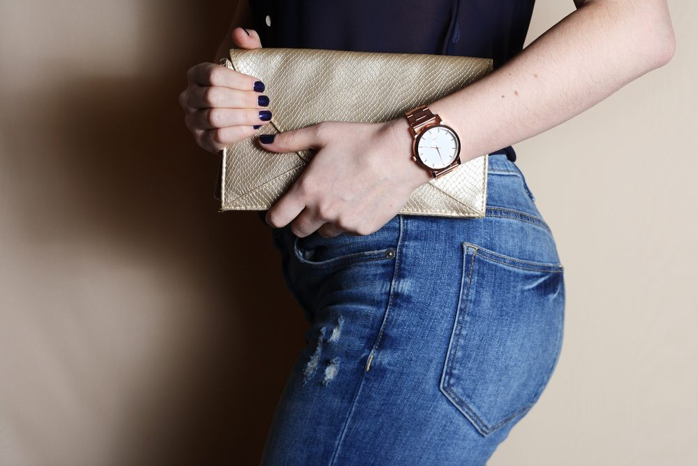 Jeans Pair Shape