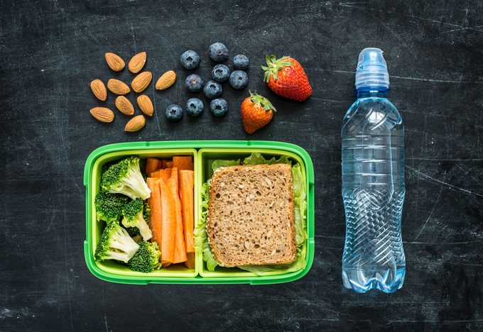 packed lunches for adults